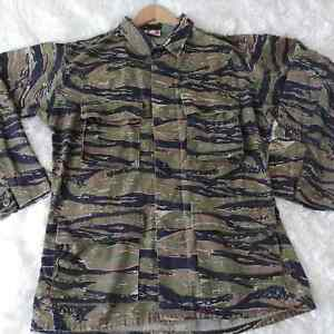 US Army Combat Coat Woodland Camouflage by Propper International Inc Small