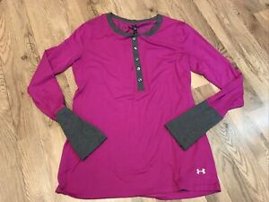 Under Armour Cold Gear Long Sleeve Top $7.99