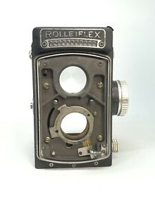 Rolleiflex Model T For Parts Or Repair $95.00