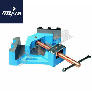 4quot; INCH 100mm JAW WELDER MOLDING WELDING ANGLE CORNER CLAMP BENCH VISE PRO $80.49
