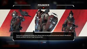 Apex legends 2600 Coins XBOX ONLY NOT A CODE
