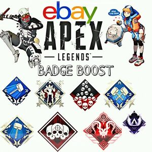 Apex Legends Any badge XBOX PS4