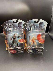 Avatar the Last Airbender Aang Action Figure Winter And Zuko $55.00