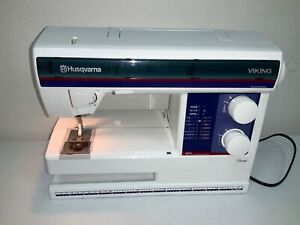 Viking Daisy Sewing Machines Made in Sweden Fully Serviced $225.00