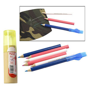 6x Dressmakers Crafters Quilters Tailors Chalk Pencil $6.98