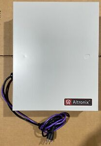 ALTRONIX SMP5PMCTXXVT Supervised Power Supply Charger $60.00