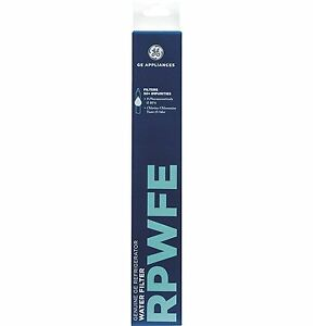GE RPWFE Refrigerator Water Filter New sealed in box $45.99