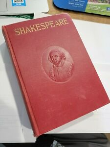 Vintage Early Complete Works Of William Shakespeare
