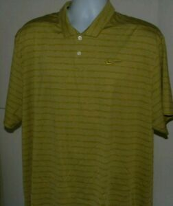 Mens Nike Dri FIT Shirt XXL Polo Style New Without Tags $25.00