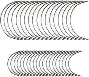 Curved Leather Needles for Hand Sewing for Leather Projects Carpet or 40 $10.87