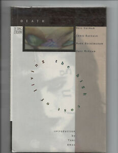 Death The High Cost of Living Hard Cover HC 1994 DC Comics SEALED Sandman $25.00