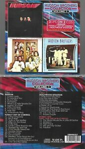HUDSON BROS.V1 HUDSON OUT OF CONTROL HOLLYWOOD SITUATION 3 LPS 2 CDSIMPORT