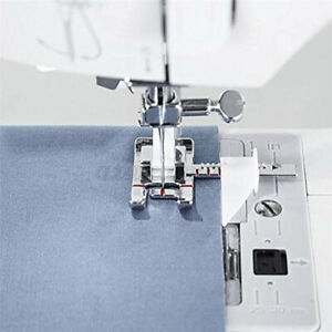 Adjustable Ruler Guide Sewing Machine Presser Foot 1 3#x27;#x27; 1 4#x27;#x27; IDT Syste D US $7.84