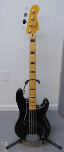 Squier Classic Vibe P Bass w upgrades
