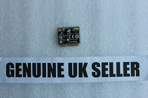 HP 605560-005 CQ56 CQ71 G56 G62 G72 CQ62 Wi-Fi WLAN Wireless Card Mini AR5B95-H