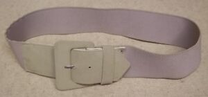 Generic Belt Polyester Female Adult 30in Tan Solid 56 57r $8.26