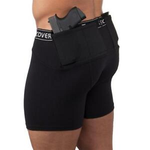 UnderTech Undercover Men's Concealed Carry Boxer-Briefs 4008