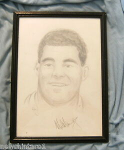 #T4. ORIGINAL ARTWORK OF MAL MENINGA SIGNED BR MAL MENINGA