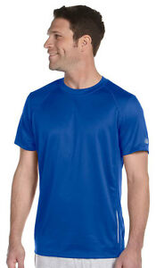 New Balance Men's Short Sleeve Athletic Fit Tempo Performance T-Shirt. N9118
