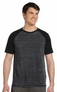 Alo Sport Men's Performance Dry Wicking Short Sleeve T-Shirt Sizes S-2XL. M1101