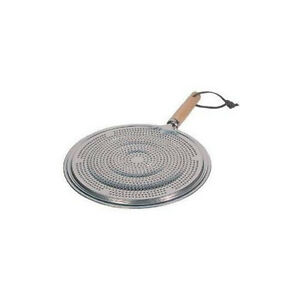 Stovetop Simmer Ring Heat Diffuser for Use on Gas and Electric Ranges Be Safe