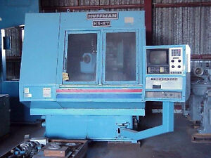 HUFFMAN Model HS87R Tool & Cutter Grinder 7 Axis CNC WOW