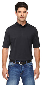 North End Sport Men's Moisture Wicking Short Sleeve Polo Shirt Tee Top. 88687