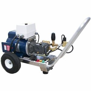 Pressure-Pro Professional 3000 PSI (Electric-Cold Water) Aluminum Frame Press...