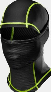 Under Armour Cold Gear Hood Face Mask INFRARED HOOD  BLACK NWT Close out sale