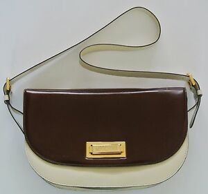 Multi-Color Leather MOSCHINO Shoulder Bag 10.5 x 6.5 x 3 in 13-in drop