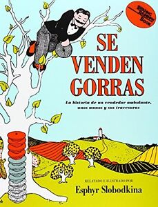 NEW Caps For Sale  Se Venden Gorras (Reading Rainbow Book) (Spanish Edition)