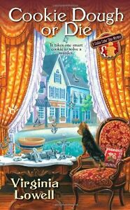 NEW Cookie Dough or Die (A Cookie Cutter Shop Mystery) by Virginia Lowell