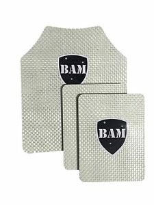 Body Armor Bullet Proof Plates ArmorCore Level IIIA 3A 10x12 6x8 Bundle $125.99