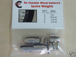 MOTORCYCLE SPOKE WHEEL BALANCING WEIGHTS USA SELLER FREE USA SHIPPING
