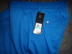 UNDER ARMOUR GOLF CHINO PANTS SIZE VARIOUS SIZES TAPERED LEG MENS  NWT $79.99