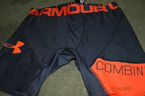 1 Men's Under Armour Combine Training Performance Xlarge Made in Cambodia