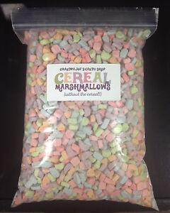 Cereal Marshmallows Without the Cereal 1.25lb Bag FREE SHIPPING $15.45