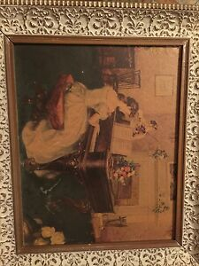 Antique painting $300.00