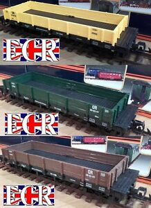 new g scale 45mm gauge flat bed truck