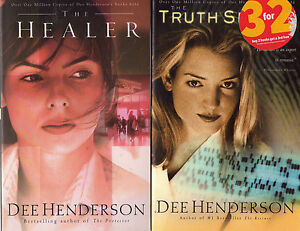 Complete Set Series Lot of 8 O'Malley Books by Dee Henderson Guardian Healer