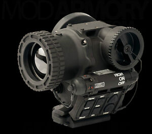 FLIR ThermoSight T50 320x240 Thermal Weapon Sight Night Scope Visible Laser