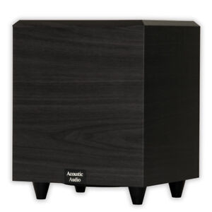 Acoustic Audio PSW-6 Home Theater Powered 6.5