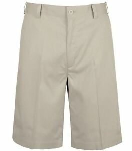 NWT - Nike Golf Men's Beige Tech Fit Dry Shorts 330239 Size 36 (actual Waist 38)