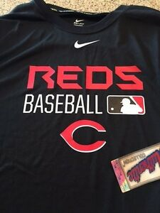 CINCINNATI REDS NIKE DRY FIT SHIRT $34.99