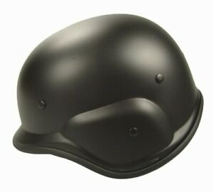 Tactical PASGT M88 Helmet Black Military Swat Airsoft Paintball Police Head Gear