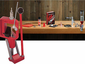 New  Hornady Lock-N-Load Classic Single Stage Press Deluxe Kit 085010