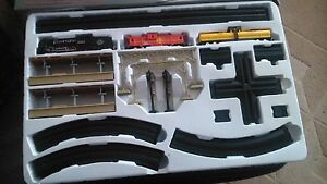 steam freight express series 3 boxed train set