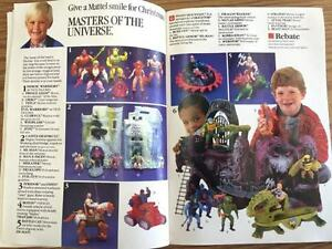 lot of 10 1984 masters of the universe he