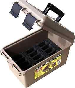 MTM Ammunition Magazine Pouches Tactical Mag Can For 223 5.56 Magazine Storage
