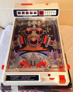 atomic pinball game in absolutely immaculate